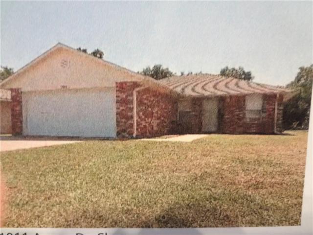 1011 E Aspen Drive, Shawnee, OK 74804 (MLS #841604) :: KING Real Estate Group