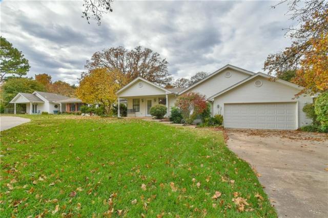 501 Edgewood Drive, Choctaw, OK 73020 (MLS #841659) :: UB Home Team