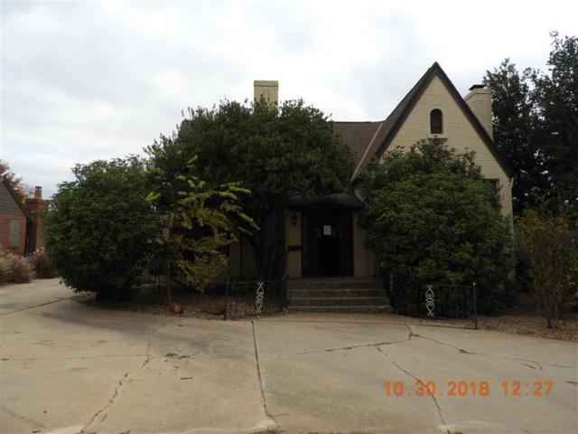 1117 Glenwood Avenue, Nichols Hills, OK 73116 (MLS #841702) :: UB Home Team