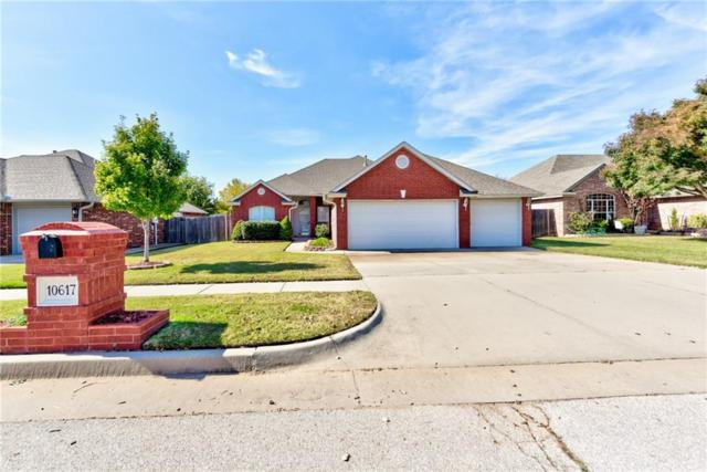 10617 S Linn Avenue, Oklahoma City, OK 73170 (MLS #841831) :: Wyatt Poindexter Group