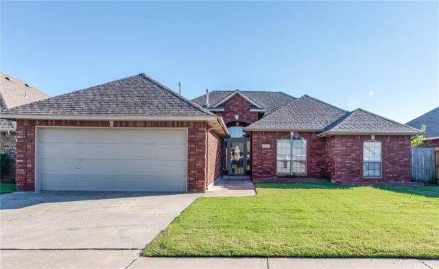524 SW 160th Street, Moore, OK 73170 (MLS #841833) :: KING Real Estate Group