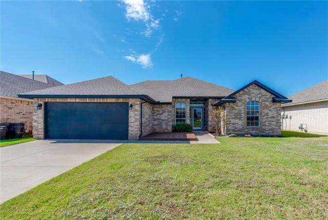 605 Kelsi Drive, Moore, OK 73160 (MLS #841855) :: Meraki Real Estate