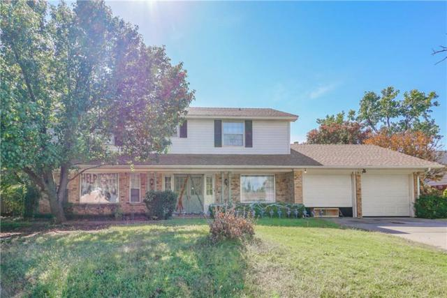 2612 NW 114th, Oklahoma City, OK 73120 (MLS #841904) :: KING Real Estate Group