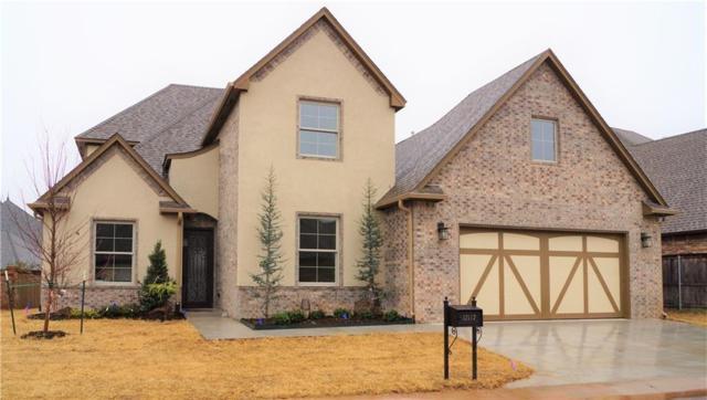 17117 Royal Troon Drive, Edmond, OK 73012 (MLS #841935) :: Meraki Real Estate