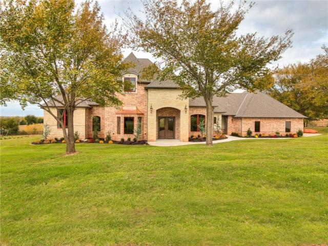 3901 SE 55th Place, Norman, OK 73072 (MLS #841941) :: Erhardt Group at Keller Williams Mulinix OKC