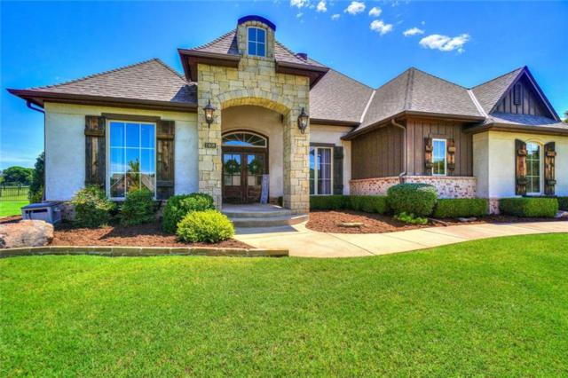 2408 Crestwood Drive, Jones, OK 73049 (MLS #841944) :: Homestead & Co