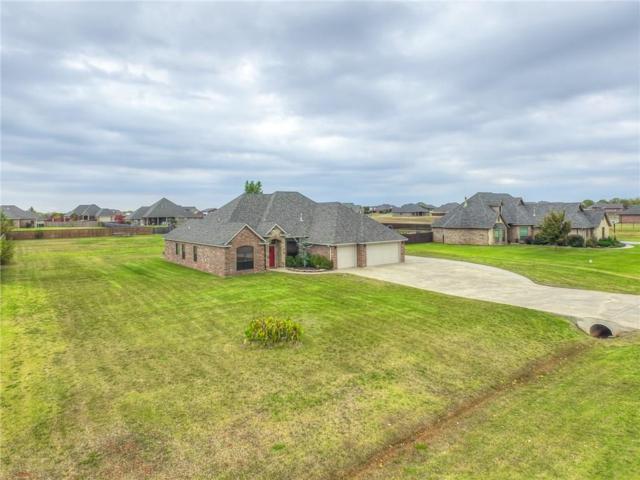 12817 SW 54th Street, Mustang, OK 73064 (MLS #841996) :: KING Real Estate Group