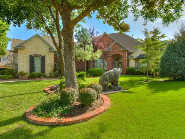 1712 Sun Valley Lane, Edmond, OK 73034 (MLS #842006) :: Homestead & Co