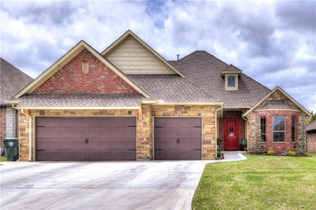 2563 Forest Crossing, Choctaw, OK 73020 (MLS #842014) :: Erhardt Group at Keller Williams Mulinix OKC