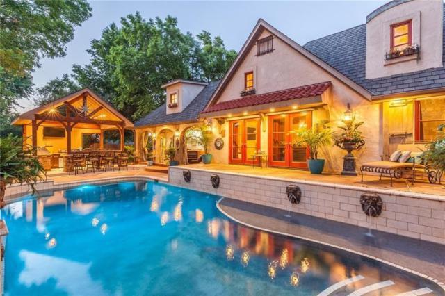6104 Oak Tree Road, Edmond, OK 73025 (MLS #842049) :: KING Real Estate Group
