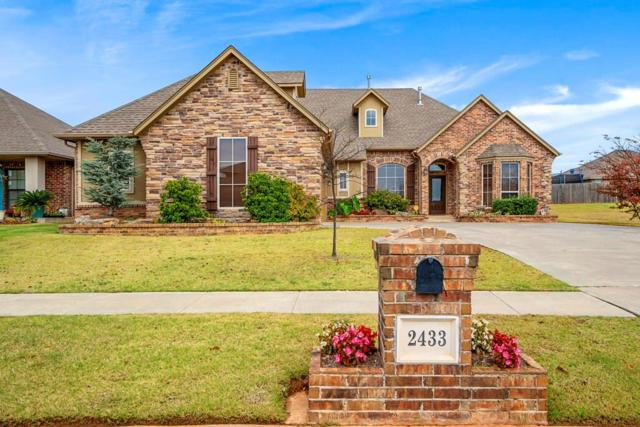 2433 SE 12th Street, Moore, OK 73160 (MLS #842062) :: KING Real Estate Group