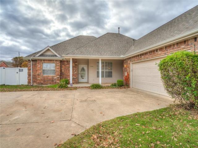 14460 Glenview Drive, Choctaw, OK 73020 (MLS #842116) :: UB Home Team