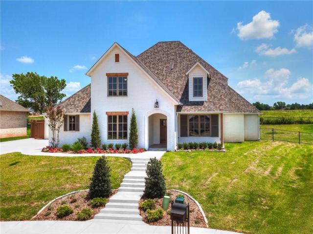 3108 Hillside Drive, Edmond, OK 73012 (MLS #842139) :: Homestead & Co