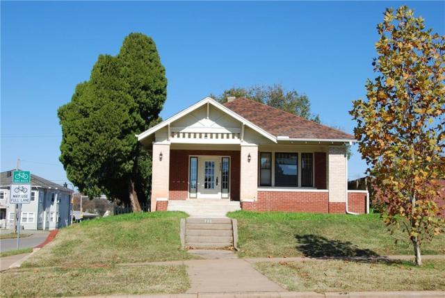 733 NW 22nd Street, Oklahoma City, OK 73103 (MLS #842142) :: Homestead & Co