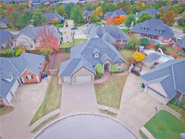 2728 SW 124th Terrace, Oklahoma City, OK 73170 (MLS #842159) :: Erhardt Group at Keller Williams Mulinix OKC