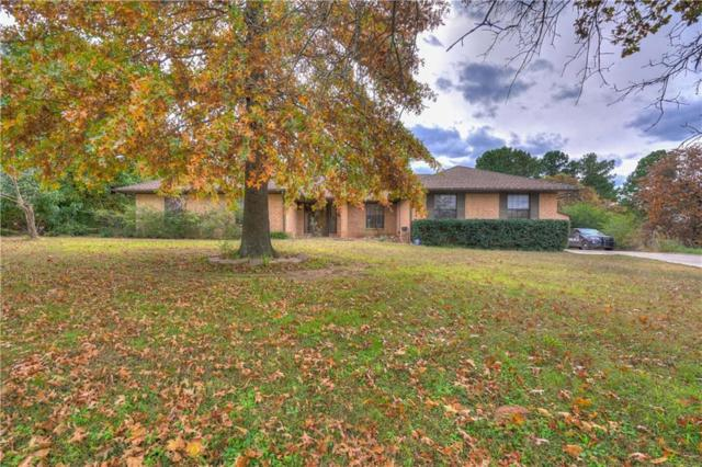 14200 S Robin Nest, Choctaw, OK 73020 (MLS #842215) :: KING Real Estate Group