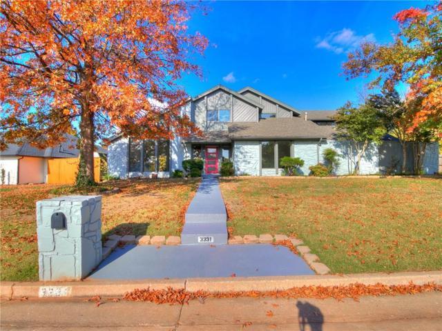 3331 Stonybrook Road, Oklahoma City, OK 73120 (MLS #842309) :: Erhardt Group at Keller Williams Mulinix OKC