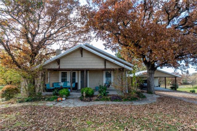 201 S Cleveland, Chandler, OK 74834 (MLS #842357) :: Meraki Real Estate