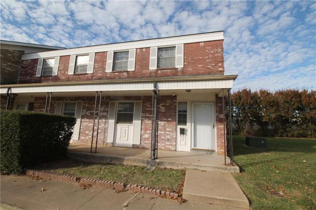 3901 N Kickapoo #6, Shawnee, OK 74804 (MLS #842388) :: Erhardt Group at Keller Williams Mulinix OKC