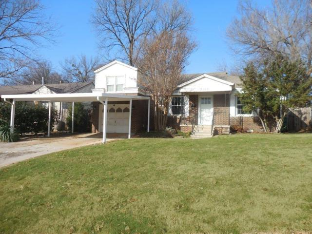 3109 NW 44th Street, Oklahoma City, OK 73112 (MLS #842457) :: Homestead & Co