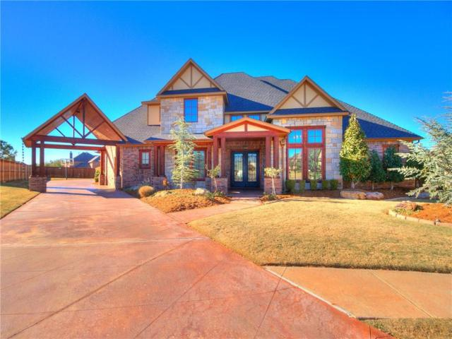 3208 NW 176th Place, Edmond, OK 73012 (MLS #842493) :: Homestead & Co