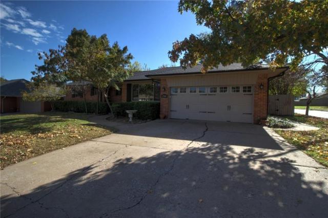 2540 NW 56th Street, Oklahoma City, OK 73112 (MLS #842525) :: Homestead & Co