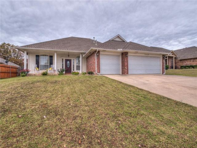 117 Stone Creek Road, Midwest City, OK 73130 (MLS #842573) :: KING Real Estate Group