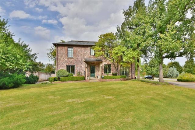 1501 Camden Way, Nichols Hills, OK 73116 (MLS #842576) :: KING Real Estate Group
