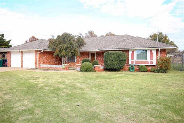 9516 S Allen, Oklahoma City, OK 73139 (MLS #842578) :: KING Real Estate Group