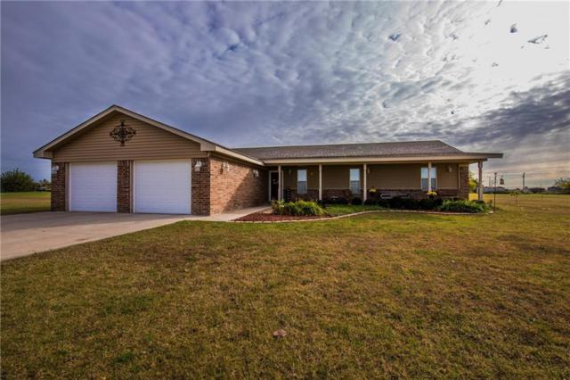 105 Clearview Drive, Amber, OK 73004 (MLS #842625) :: Homestead & Co