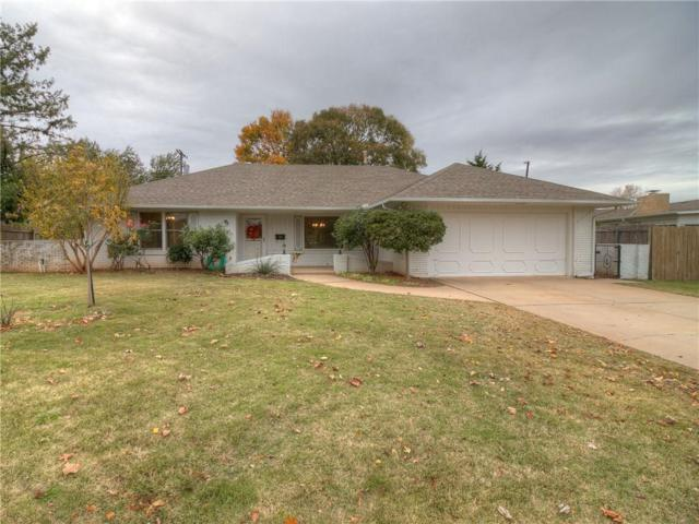 6905 N Barr Avenue, Oklahoma City, OK 73132 (MLS #842646) :: Erhardt Group at Keller Williams Mulinix OKC