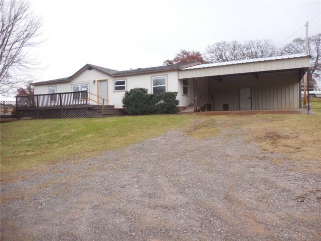 628 W Seward Road, Guthrie, OK 73044 (MLS #842682) :: Meraki Real Estate