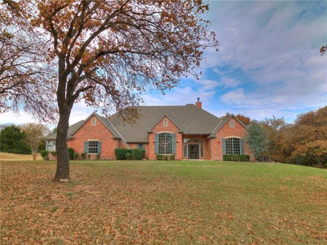 1909 Silver Crest, Edmond, OK 73025 (MLS #842693) :: KING Real Estate Group