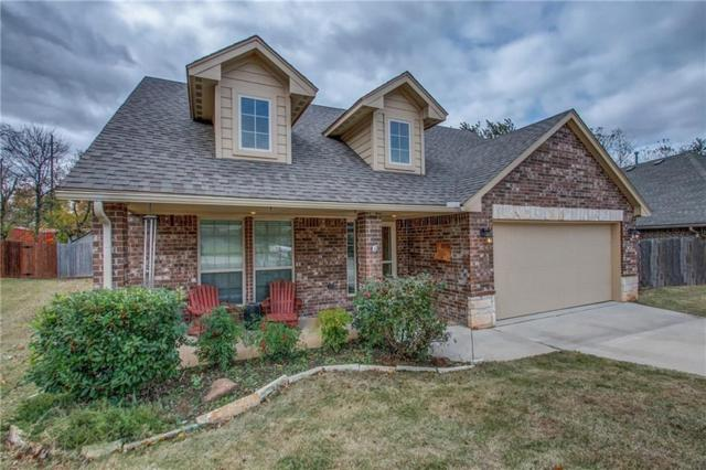 1071 Creekside Drive, Choctaw, OK 73020 (MLS #842745) :: UB Home Team