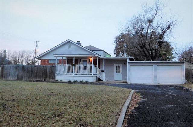 1208 S Hoff Avenue, El Reno, OK 73036 (MLS #842760) :: UB Home Team
