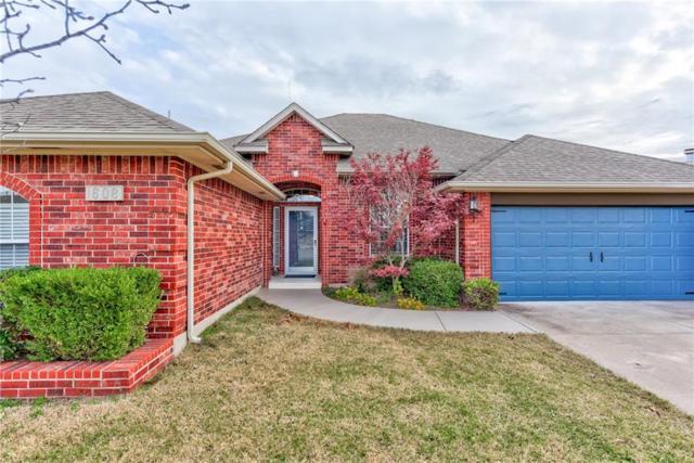 608 SW 159th Street, Oklahoma City, OK 73170 (MLS #842765) :: KING Real Estate Group