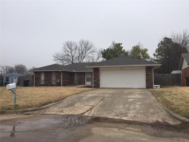 624 Emerwood Court, Moore, OK 73160 (MLS #842767) :: Barry Hurley Real Estate