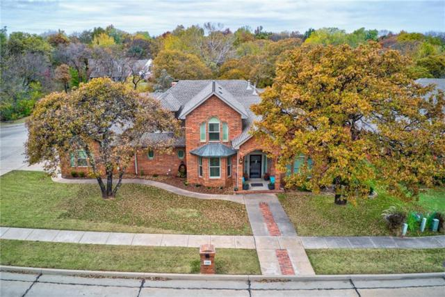 1501 Olde Waterfront, Edmond, OK 73034 (MLS #842771) :: Homestead & Co