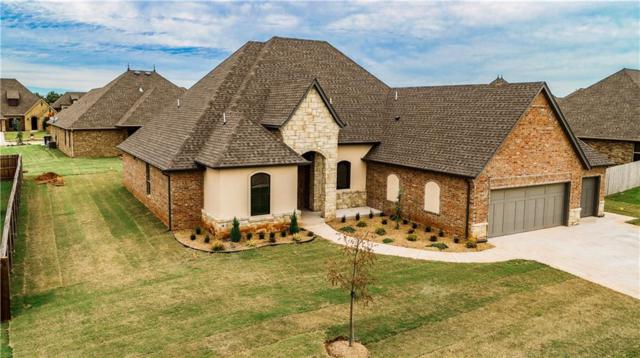 2317 W Beaver Point, Mustang, OK 73064 (MLS #842774) :: UB Home Team
