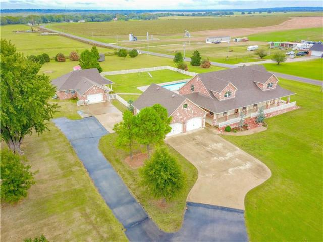 123 Living Springs, Goldsby, OK 73093 (MLS #842787) :: Meraki Real Estate