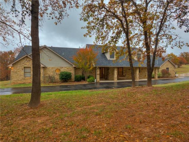 13701 Deep Fork Point, Edmond, OK 73013 (MLS #842818) :: Homestead & Co