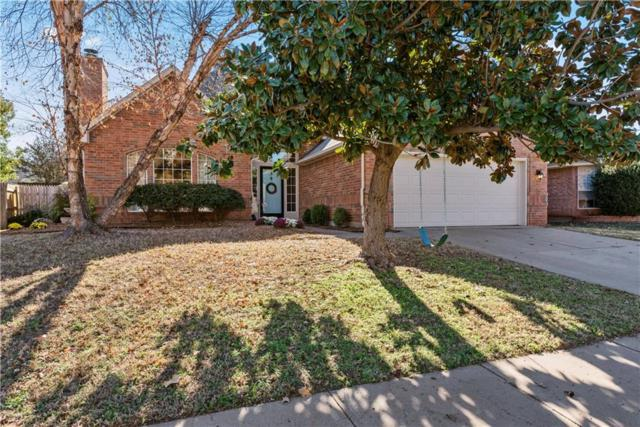 1504 NW 182nd Street, Edmond, OK 73012 (MLS #842835) :: UB Home Team