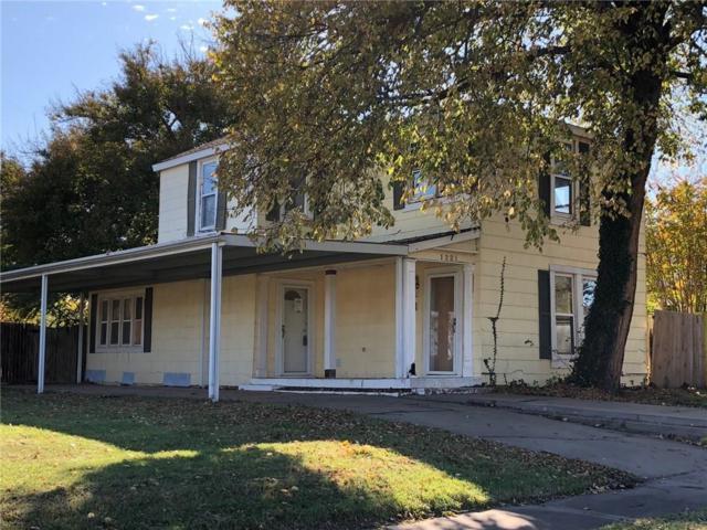 1221 E Harrison, Guthrie, OK 73044 (MLS #842863) :: Meraki Real Estate