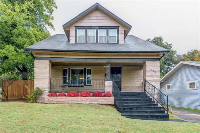 1741 W Park Place, Oklahoma City, OK 73106 (MLS #842895) :: Erhardt Group at Keller Williams Mulinix OKC