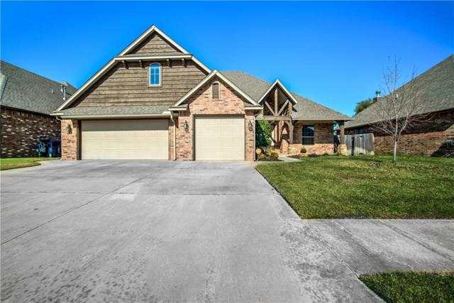 4817 SW 128th Street, Oklahoma City, OK 73173 (MLS #842908) :: UB Home Team