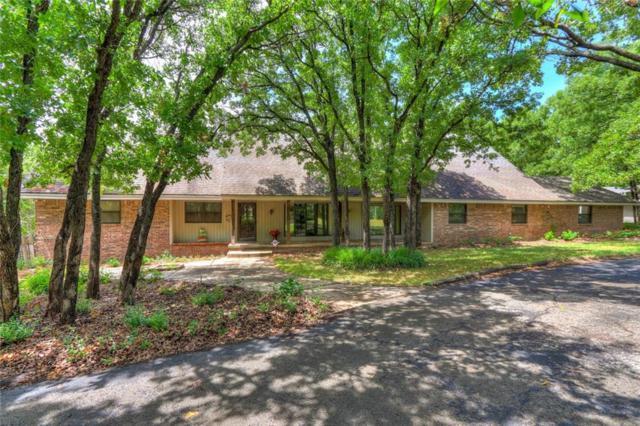 6409 Ridgecrest, Edmond, OK 73034 (MLS #842913) :: Homestead & Co