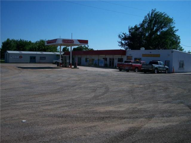 606 Highway 177, Carney, OK 74832 (MLS #842917) :: KING Real Estate Group