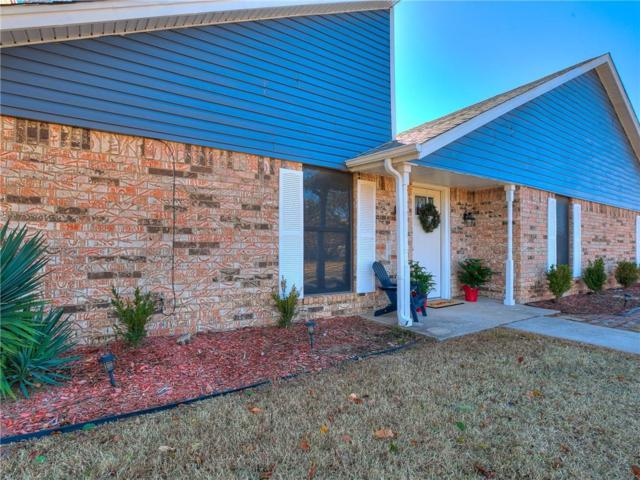 2005 Barrington Drive, Norman, OK 73071 (MLS #842962) :: Meraki Real Estate