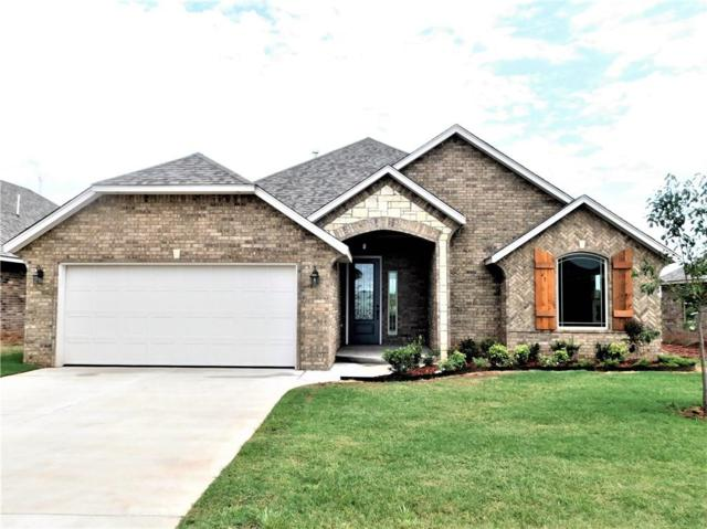3504 Lakeside Drive, Moore, OK 73160 (MLS #842980) :: UB Home Team