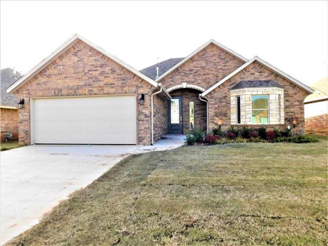 3409 Ontario Circle, Moore, OK 73160 (MLS #842984) :: UB Home Team